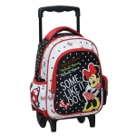 GIM ΤΣΑΝΤΑ TROLLEY ΝΗΠΙΑΓΩΓΕΙΟΥ DISNEY MINNIE MOUSE SOME LIKE IT DOT