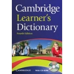 CAMBRIDGE LEARNERS DICTIONARY (+ CD-ROM