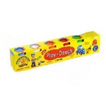 PLAY-DOUGH MINI 6 ΧΡΩΜΑΤΑ