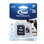TeamGroup Micro SDHC Class 10 With Adapter 32GB
